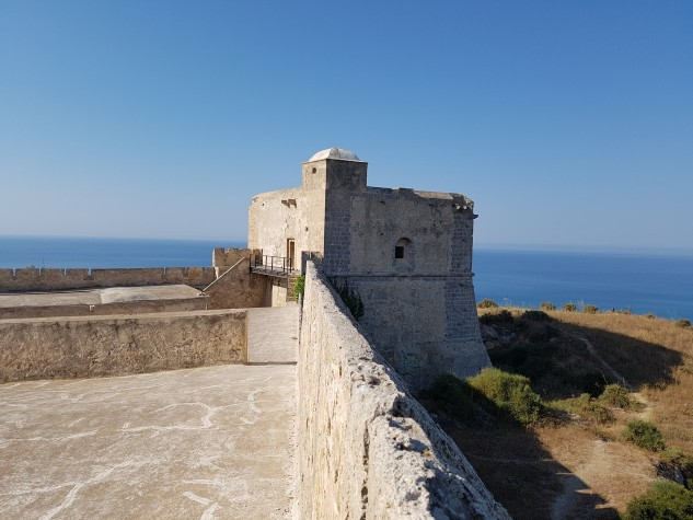 Castello Monte Sant'Angelo30