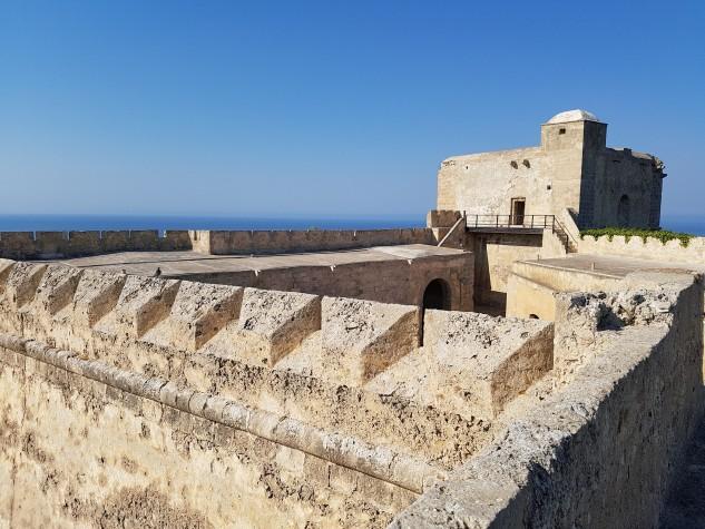 Castello Monte Sant'Angelo35