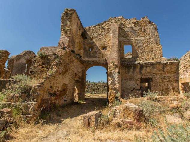 Castello di Poggiodiana – Ribera IMG_0475