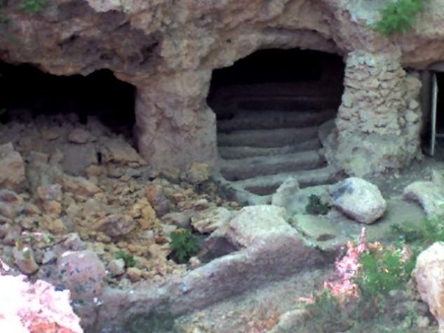 AREA ARCHEOLOGICA DI NARO – CATACOMBE PALEOCRISTIANA
