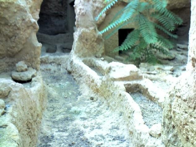 AREA ARCHEOLOGICA DI NARO – CATACOMBE PALEOCRISTIANA2
