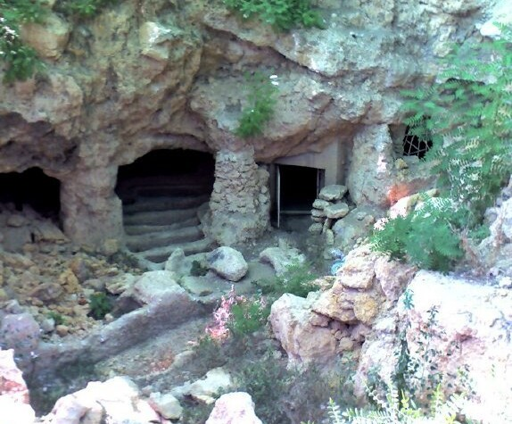AREA ARCHEOLOGICA DI NARO – CATACOMBE PALEOCRISTIANA3