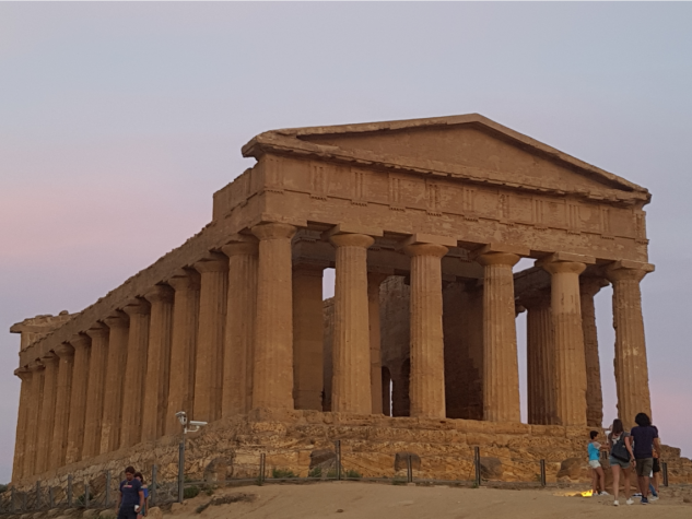 Tempio della Concordia 1
