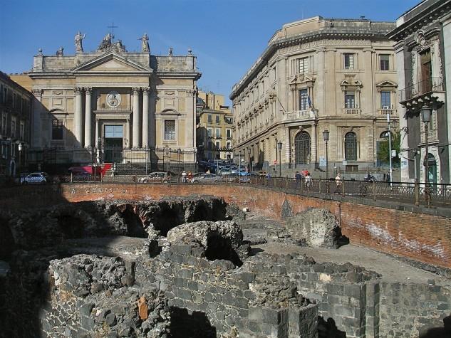 Anfiteatro Romano di Catania2