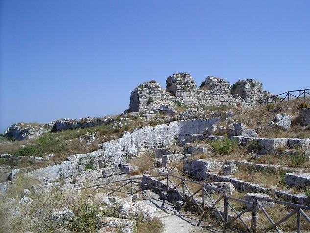 Area archeologica Castello Eurialo (10)