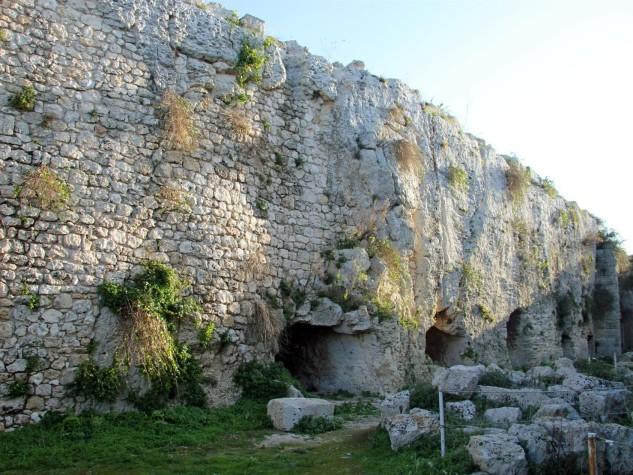 Area archeologica Castello Eurialo (11)