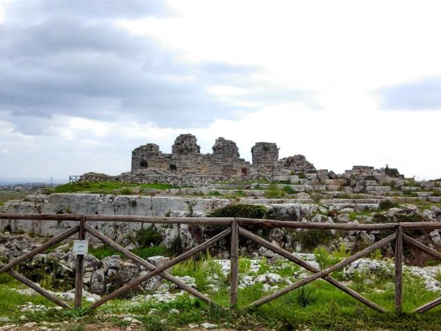Area archeologica Castello Eurialo (15)