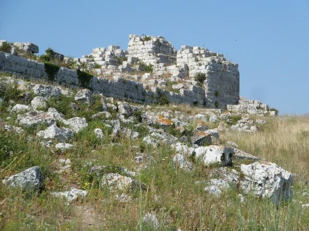Area archeologica Castello Eurialo (2)