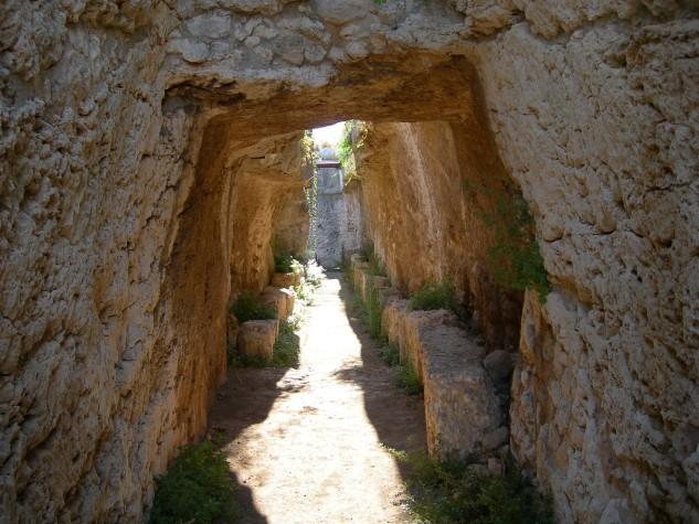 Area archeologica Castello Eurialo (21)