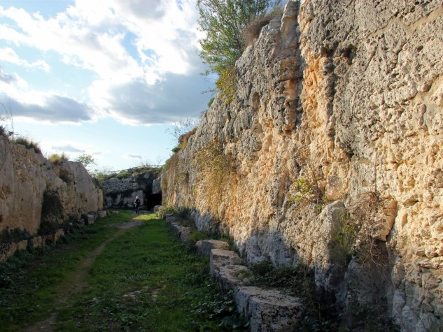 Area archeologica Castello Eurialo (29)