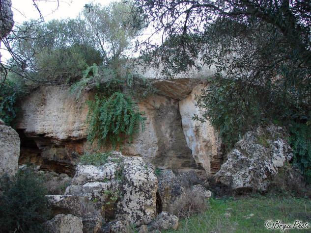 Area archeologica Cave di Cusa 3