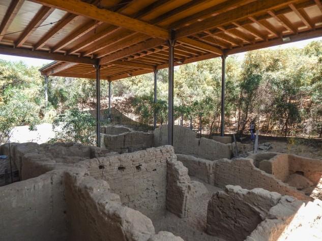 Area archeologica (Emporio Greco) di Gela (2)