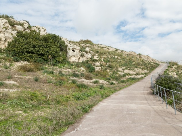Area archeologica Gibil Gabib (2)