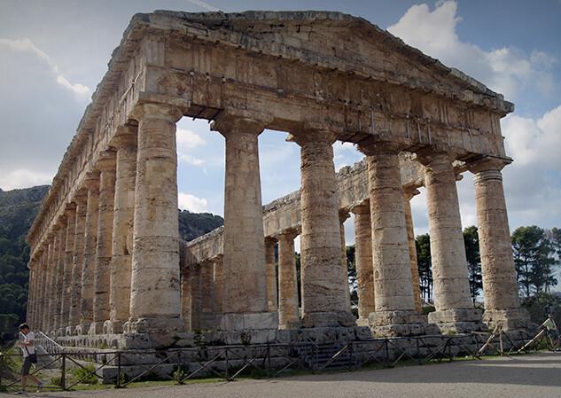 Area archeologica Segesta3