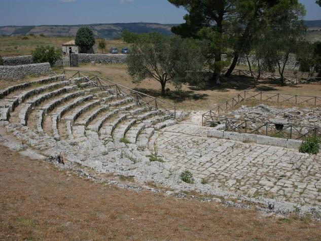 Area archeologica di Akrai (19)