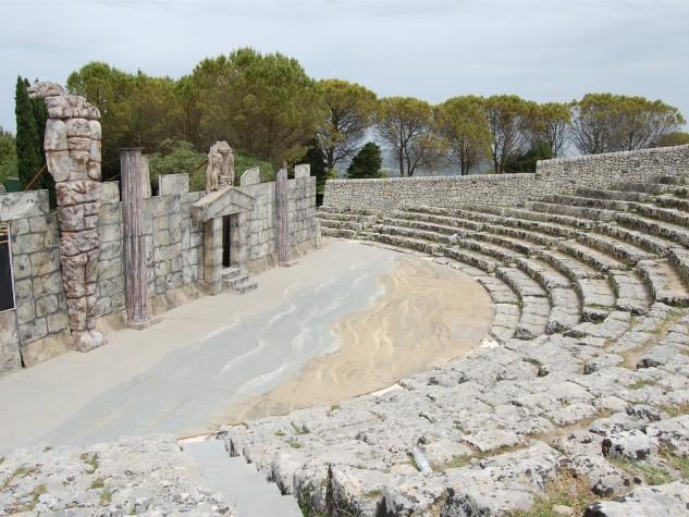 Area archeologica di Akrai (20)