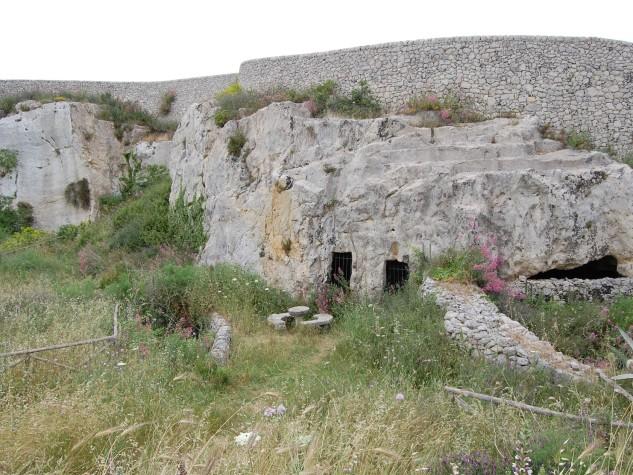 Area archeologica di Akrai (5)