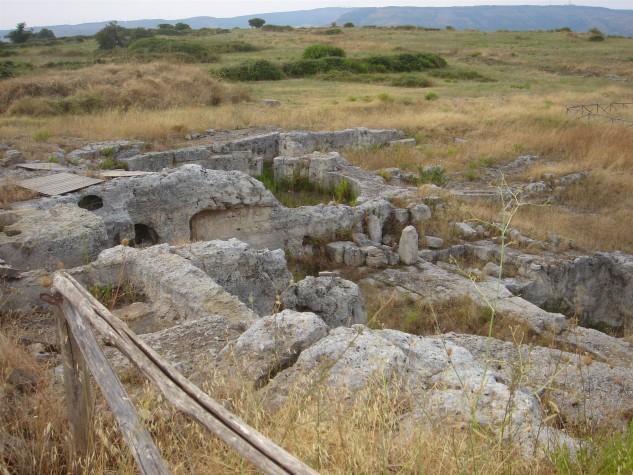 Area archeologica di Akrai (7)