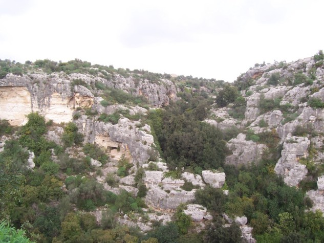 Area archeologica di Cava d'Ispica (3)