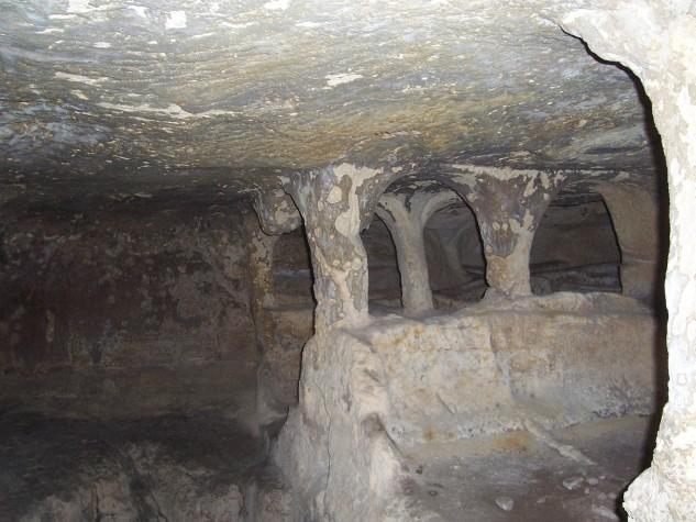 Area archeologica di Cava d'Ispica (4)
