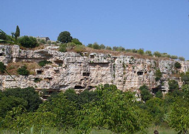 Area archeologica di Cava d'Ispica (6)