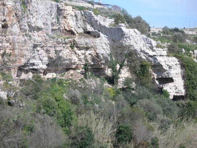 Area archeologica di Cava d'Ispica