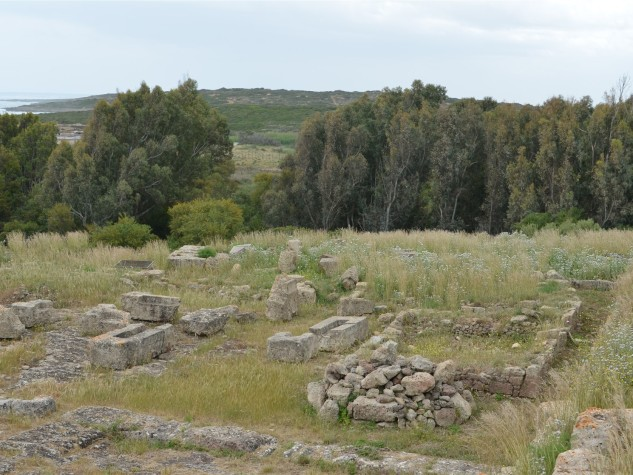 Area archeologica di Eloro5