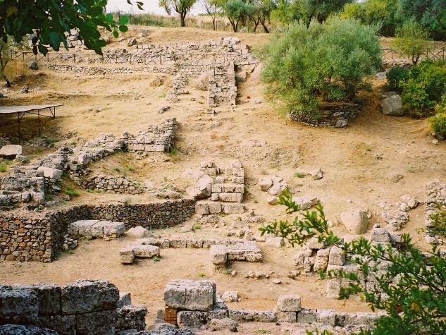 Area archeologica di Leontinoi1