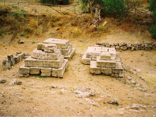 Area archeologica di Leontinoi2