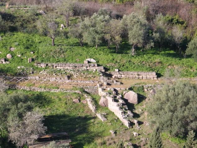 Area archeologica di Leontinoi3