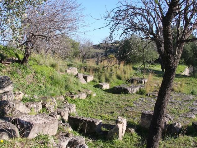 Area archeologica di Leontinoi4