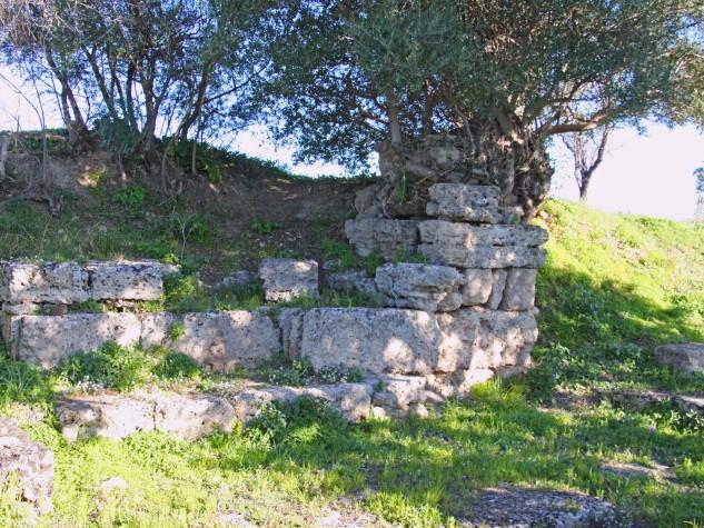 Area archeologica di Leontinoi5