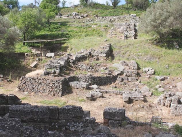 Area archeologica di Leontinoi7