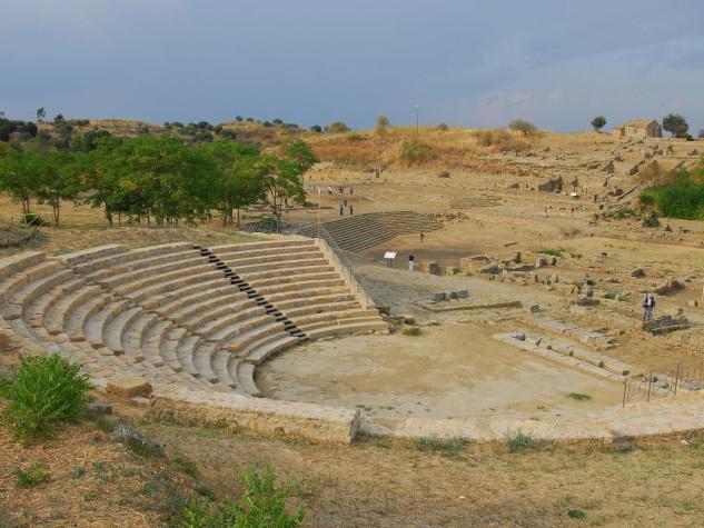 Area archeologica di Morgantina1