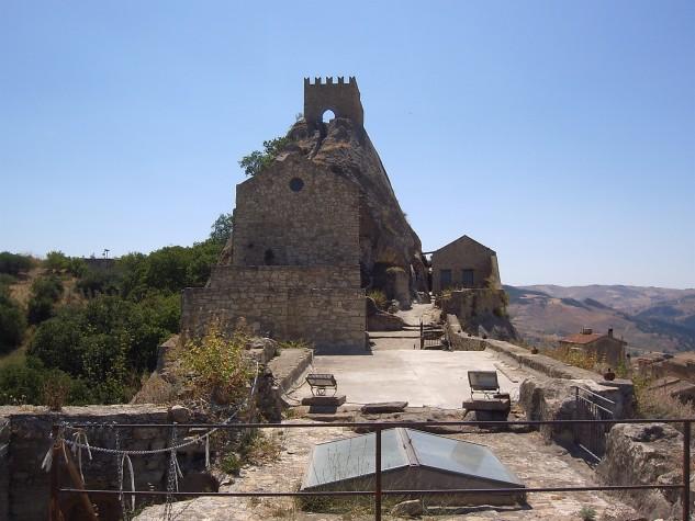 Castello di Sperlinga (4)