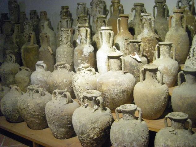 Museo archeologico Lilibeo Marsala - Baglio Anselmi 7