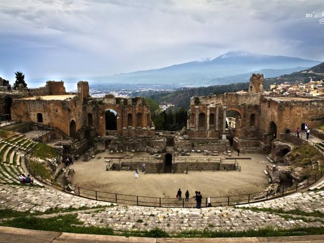 Teatro Greco Romano di Taormina (11)