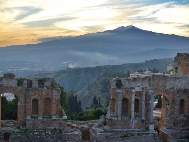 Teatro Greco Romano di Taormina (3)