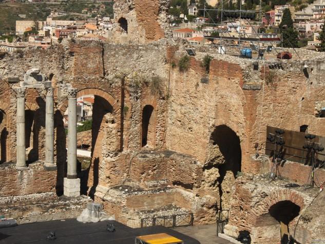 Teatro Greco Romano di Taormina (7)