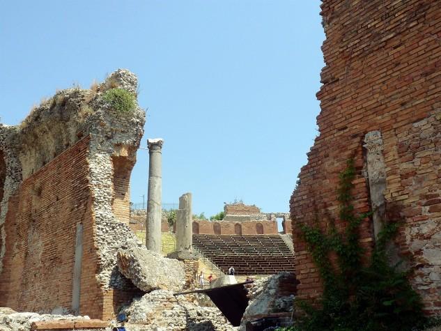 Teatro Greco Romano di Taormina (8)