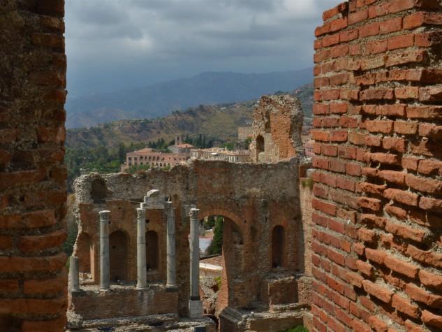 Teatro Greco Romano di Taormina (9)