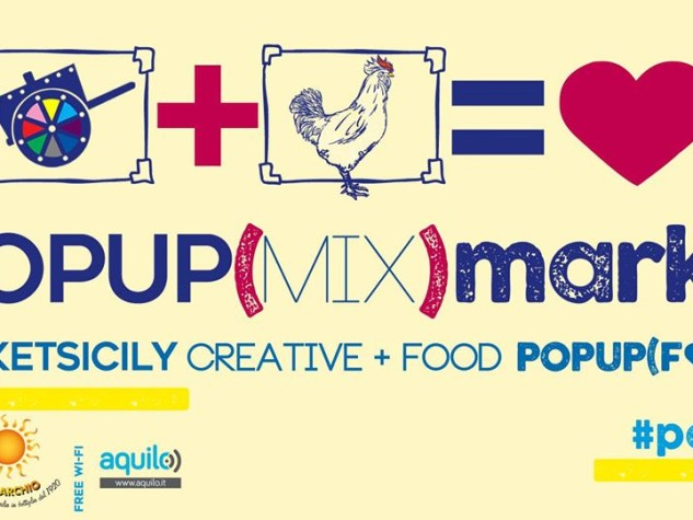 Pop Up Market a Catania