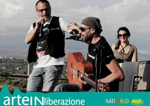 25 Aprile Arte in Liberazione a Paternò
