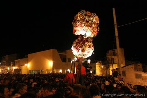 Venerdì Santo a Barrafranca